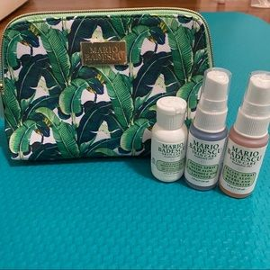 NEW! Mario Badescu skin care travel set